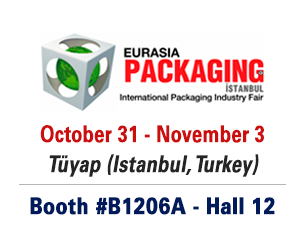 United Barcode Systems Will Be At Eurasia Packaging Fair 2018